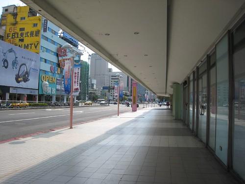 整修中的大立(大統262商場)