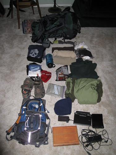 packing aroundtheworld
