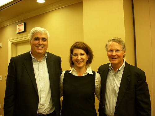 Kevin Boyce, Mary Donohue and Scott Ewart