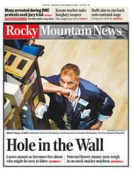 ¿Quién tapará el agujero de Wall Street?