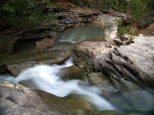 Stream near Falling Water Falls