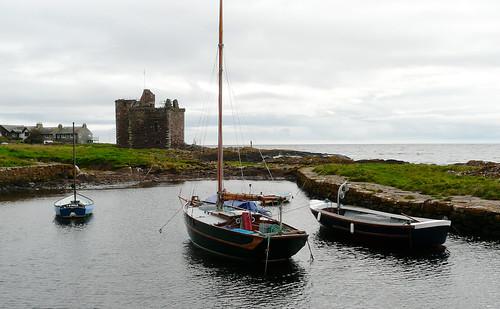 Poretencross harbour