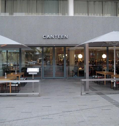 Exterior - Canteen