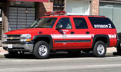 Los Angeles Fire Department Division 2 (Code20Photog) Tags: 2 fire los suburban angeles chief chevy division department