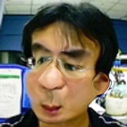 戰地記者被惡搞毀容 Goofier 高飛狗,古飛狗  http://www.flickr.com/photos/anchime/2897506031/