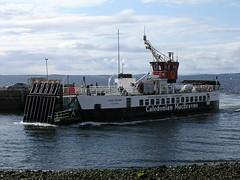 When The Ship Comes In (W F B) Tags: uk sea ferry scotland boat nikon escocia calmac schottland ayrshire largs ecosse scozia 苏格兰 шотландия