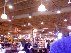 "Whole Foods Ann Arbor, ""against the rules"" inside pic"