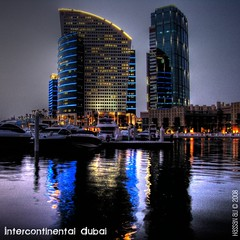 Intercontinental reflected in the yatch club (HsnAli) Tags: reflection creek hotel boat dubai ship soe hdr intercontinental yatch abigfave platinumphoto anawesomeshot visiongroup theunforgettablepictures goldstaraward rubyphotographer 100commentgroup