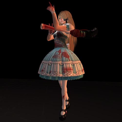 *katat0nik* (bloody) Dorothy Dress02