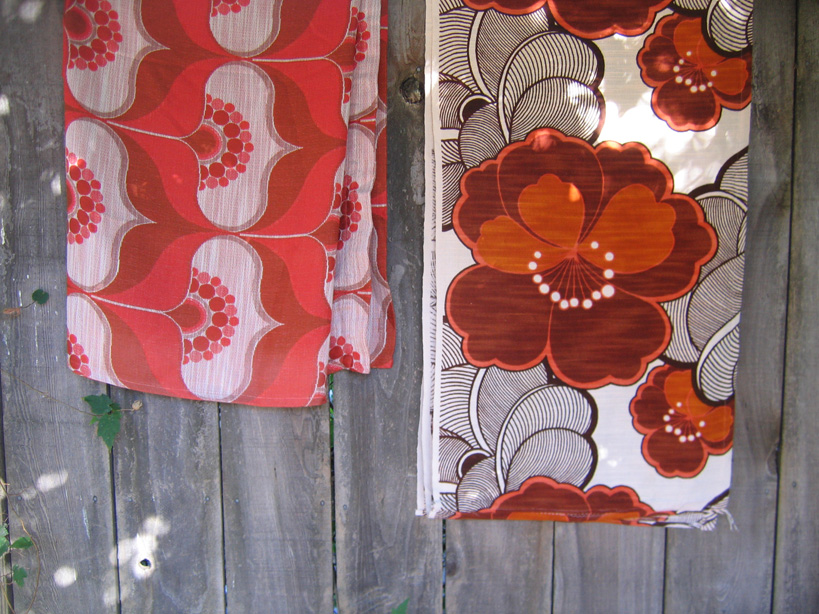 vintage german textiles