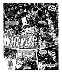 1984-05-05 Scream 07 03 The Nightcomers (by senses working overtime)
