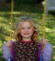 Swing away (Allen's Photography) Tags: autumn portrait fall girl outdoors swingset sweetheart katelyn wholesome preteen younggirl beautifulgirl girlswinging blueeyedgirl kiddywinks cuteyounggirl childmodel allensphotography