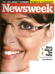 Eeek! sarah-palin-newsweek-cover