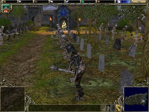 Greyfell graveyard 2