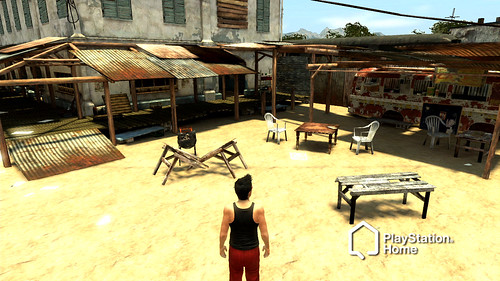 Far Cry 2 at Home