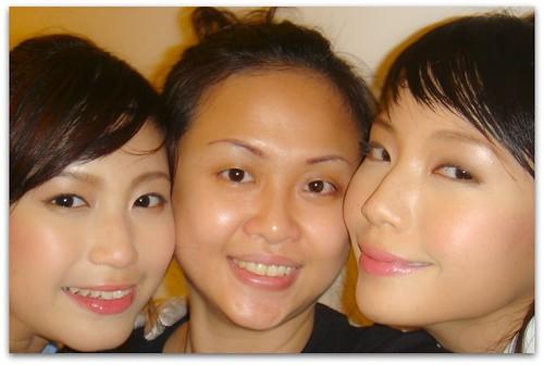 Miss Astro 2008 ~ Me, Kamen & LiNaa