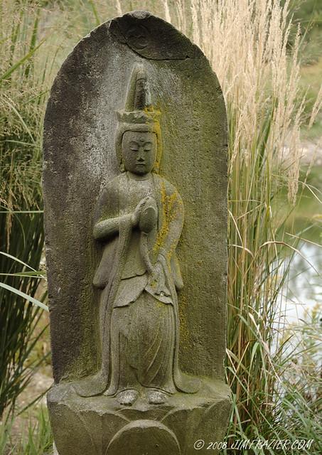 Cantigny Statue