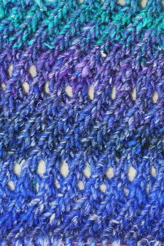 Noro Silk Garden Chunky scarf