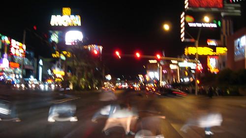 Ghosts in Vegas