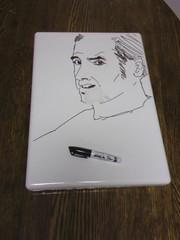 MacBook + Dry Erase Marker