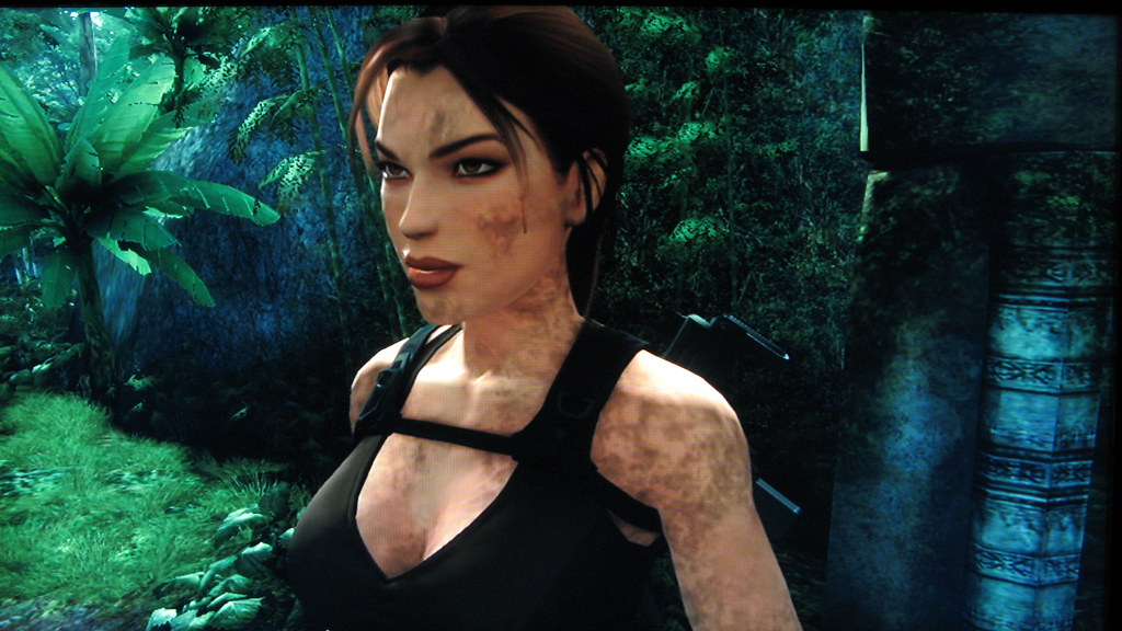 Tomb Raider Underworld Demo up on the marketplace right now. 2987786131_7de7fbf017_b