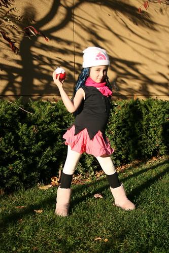 pokemon Dawn costume from