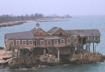 baraque aux bahamas
