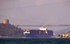 """Argolikos"", one month old, southbound through the Bosphorus, Istanbul, Turkey, 13 August 2008 (Ivan S. Abrams) Tags: arizona ivan abrams smrgsbord tucsonarizona 12608 onlythebestare ivansabrams trainplanepro pimacountyarizona safyan arizonabar arizonaphotographers ivanabrams cochisecountyarizona gettyimagesandtheflickrcollection ivansafyanabrams arizonalawyers statebarofarizona californialawyers copyrightivansafyanabrams2009allrightsreservedunauthorizeduseprohibitedbylawpropertyofivansafyanabrams unauthorizeduseconstitutestheft thisphotographwasmadebyivansafyanabramswhoretainsallrightstheretoc2009ivansafyanabrams abramsandmcdanielinternationallawandeconomicdiplomacy ivansabramsarizonaattorney ivansabramsbauniversityofpittsburghjduniversityofpittsburghllmuniversityofarizonainternationallawyer"