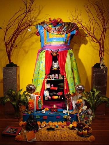 Dia De Los Muertos piece