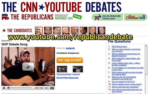 The CCN YouTube Debates
