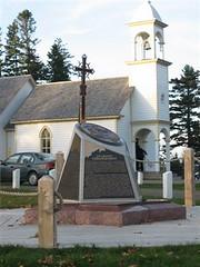 Monument Caraquet