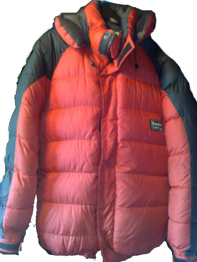Mountain Equipment Down Coat