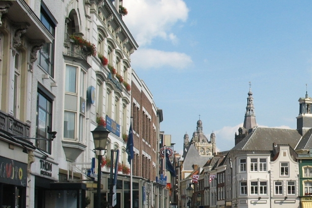 Den Bosch ('s-Hertogenbosch), North Brabant, The Netherlands