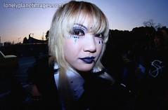 Harajuku Cosplay Girl (John Ashburne) Tags: street japan japanese tokyo nikon cosplay fisheye harajuku  nippon lonelyplanet nihon ashburne jfajapan lonelyplanetimages johnashburne httpwwwlonelyplanetimagescomsearchframehtmln0ntkallnttashburnentxmodematchpartialnty1dashburnedn0newperpage100 phototakeninjapan