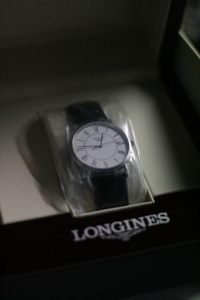longines presence