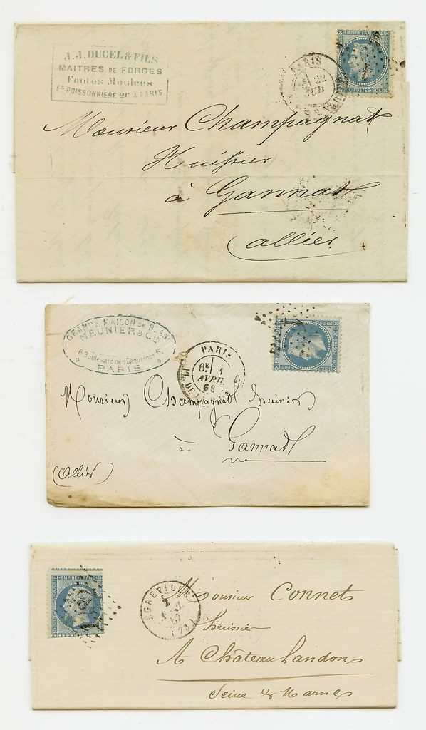 french envelopes