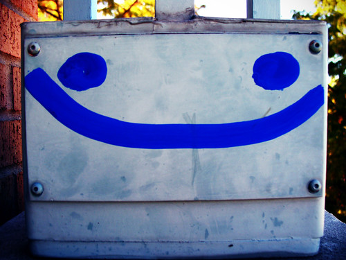 Mr. Smiley:  November 16, 2008