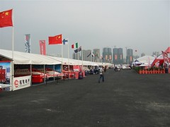Woodstock Red Devil Racing - Team Backstage in Shenzhen (Woodstock Racing) Tags: china red race f1 racing devil shenzhen backstage woodstock 2008 powerboat gp chn selio f1h2o roggiero
