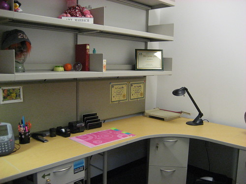 Secondary Work Area