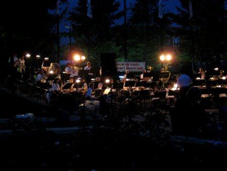 Concert at Dusk