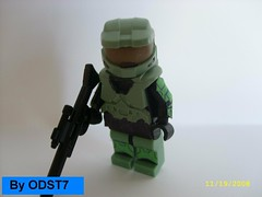 Master chief front (odst7 (inactive)) Tags: 2 3 1 lego chief halo master decals odst7