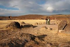 Peru - Lost in Sillustani (Sylvain Bourdos) Tags: peru archeology sillustani archeologie pérou