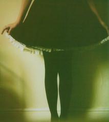 (Leanne Surfleet) Tags: selfportrait colour film polaroid instant spectra leannesurfleet