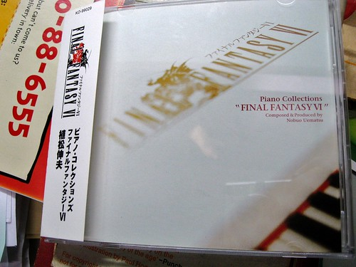Final Fantasy VI Piano Collection