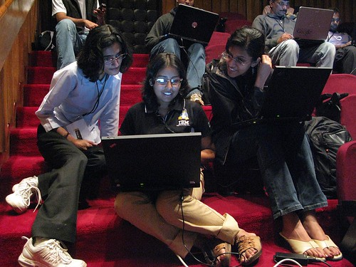 Suparna mentors kernel hackers