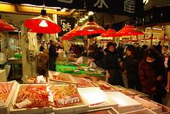 石川県金沢の町を散歩するの画像1