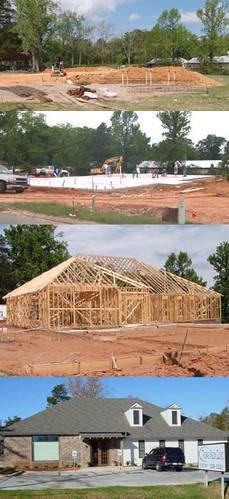 Thomas Vision 4 Construction Pics 12-08