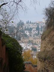 Granada desde la Alhambra (.Deivid.) Tags: panasonic alhambra granada tz1