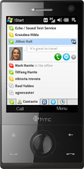 Skype for Windows Mobile on HTC: Contact List