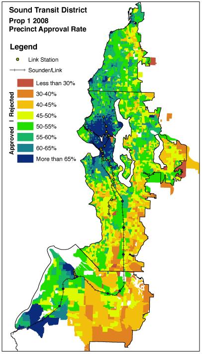 Prop 1 Precinct Maps